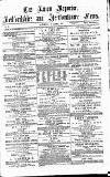 Luton Reporter Saturday 24 April 1875 Page 1