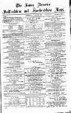 Luton Reporter Saturday 14 August 1875 Page 1