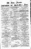 Luton Reporter Saturday 13 November 1875 Page 1