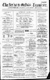 Cheltenham Examiner Wednesday 15 January 1873 Page 1