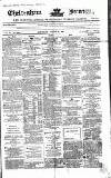 Cheltenham Journal and Gloucestershire Fashionable Weekly Gazette. Saturday 27 August 1864 Page 1