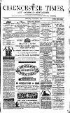 Cirencester Times and Cotswold Advertiser Monday 02 October 1871 Page 1