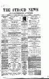 Stroud News and Gloucestershire Advertiser Tuesday 05 January 1869 Page 1