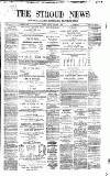 Stroud News and Gloucestershire Advertiser Friday 08 January 1869 Page 1