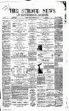 Stroud News and Gloucestershire Advertiser Friday 05 February 1869 Page 1