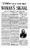 Woman's Signal