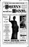 Woman's Signal Thursday 05 January 1899 Page 1