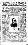 Woman's Signal Thursday 05 January 1899 Page 3