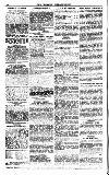 Woman's Dreadnought Saturday 29 August 1914 Page 4