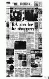 IRA aim for the shoppers