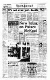 Newcastle Journal Monday 04 January 1988 Page 16