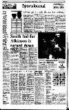 Newcastle Journal Saturday 04 February 1989 Page 24