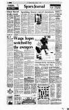 Newcastle Journal Monday 04 December 1989 Page 22