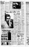 Newcastle Journal Saturday 04 January 1992 Page 4