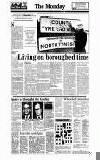 Newcastle Journal Monday 06 January 1992 Page 14