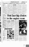 Newcastle Journal Monday 06 January 1992 Page 25