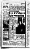 Newcastle Journal Tuesday 09 June 1992 Page 14