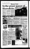 Uxbridge & W. Drayton Gazette Wednesday 06 December 1989 Page 10