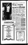 Uxbridge & W. Drayton Gazette Wednesday 06 December 1989 Page 12