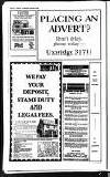 Uxbridge & W. Drayton Gazette Wednesday 06 December 1989 Page 38