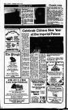 Uxbridge & W. Drayton Gazette Wednesday 10 January 1990 Page 18