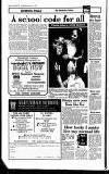 Uxbridge & W. Drayton Gazette Wednesday 13 January 1993 Page 10