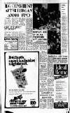 'IRISHMEN IN ENGLAND TURN BLIND EYE'