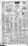 10 Belfast Telegraph, Saturday, November 7, 1970 CLASSIFICATION INDEX Church Notices Personal Services Lost and Found General Notices Holiday Guide