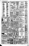 Belfast Telegraph, Tuesday, October 3S, 1979 CLASSIFICATION INDEX 1 I Dimas. Nil BIRTHS 111-2 BIRTHDAY GREETINGS ENGAGEMENTS 104 WEDDINGS MA