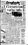 Drogheda Independent Friday 11 January 1980 Page 1