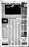 Sunday Tribune Sunday 20 August 2000 Page 22