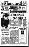 New Ross Standard Thursday 16 June 1988 Page 1