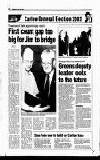 New Ross Standard Wednesday 22 May 2002 Page 30