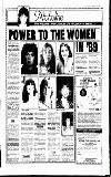 Sunday World (Dublin) Sunday 01 January 1989 Page 37
