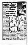 Sunday World (Dublin) Sunday 02 December 1990 Page 24