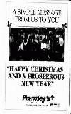 Sunday World (Dublin) Sunday 23 December 1990 Page 50