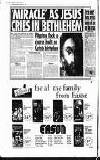 Sunday World (Dublin) Sunday 01 December 1996 Page 36