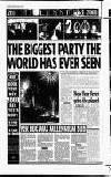 Sunday World (Dublin) Sunday 02 January 2000 Page 10