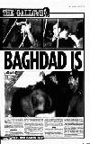 THEN AND NOW: Far light, Saddam ki hi s days as loader of imq; and the deposed dictator &Mg in a shroud immediately after his execution, which took place at Sam local tints in Baghdad Iraq yesterday