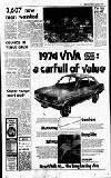 Sunday Independent (Dublin) Sunday 06 January 1974 Page 7