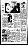 Sunday Independent (Dublin) Sunday 11 March 1990 Page 20