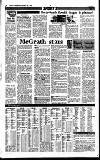 Sunday Independent (Dublin) Sunday 18 March 1990 Page 30