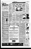 Sunday Independent (Dublin) Sunday 02 July 1995 Page 16