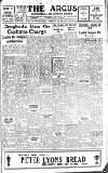 Drogheda Argus and Leinster Journal Saturday 25 February 1950 Page 1