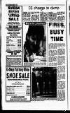 Drogheda Argus and Leinster Journal Friday 06 January 1989 Page 14