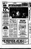 Drogheda Argus and Leinster Journal Friday 13 January 1989 Page 22