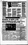 Drogheda Argus and Leinster Journal Friday 03 November 1989 Page 32