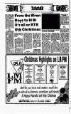 Drogheda Argus and Leinster Journal Friday 22 December 1989 Page 18