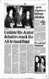 Colaiste Ris Junior debaters reach the All-Ireland final