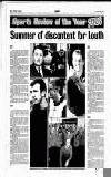 54 SPORT ARGUS Summer of discontent for Louth